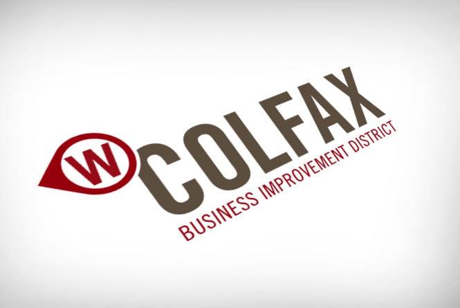west-colfax-logo-design